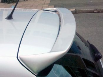 VW Polo 6 Boot Spoiler