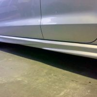 VW Polo 6 Side Skirts