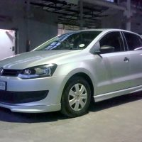 VW Polo Full Body Kit