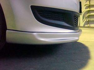 Polo 6 Front Bumper Spoiler