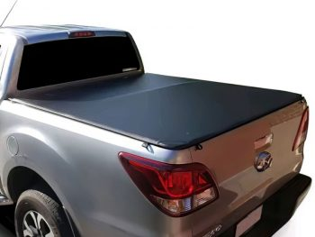 Mazda BT50 Facelift 2017 - 2020+ Double Cab Clip On Tonneau Cover (No Rollbar)