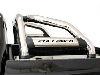 Fiat 2016 Rollbar (Sports Bar) Stainless Steel