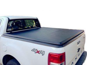 Ford Ranger 2016 - 2020+ Rollbar (Sports Bar) TILT Range 409 Stainless Steel PC Black (No Rollbars)