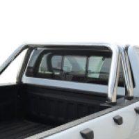 Ford Ranger 2012 - 2020+ Rollbar Plain (Fits All) Stainless Steel