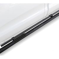 Ford Ranger 2012 - 2020+ Super Cab Side Steps 409 Stainless Steel Black