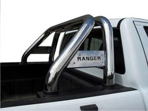 Ford Ranger 2012 - 2020+ Rollbar (Fits All) Stainless Steel