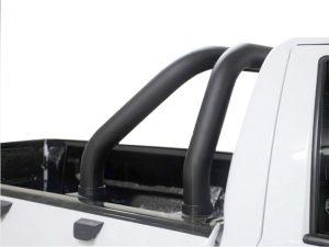 Ford Ranger 2016+ Fleet Range Sports Bar 409 Stainless Steel PC Black