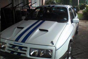 Ford Sierra Cosworth Bonnet