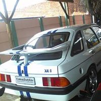Ford Sierra Cosworth Boot Spoiler