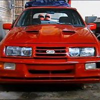 Ford Sierra Cosworth Front Bumper