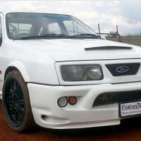 Ford Sierra Mustang body kit