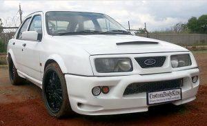 Ford Sierra Mustang body kit