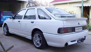 Ford Sierra Cosworth Side Skirts