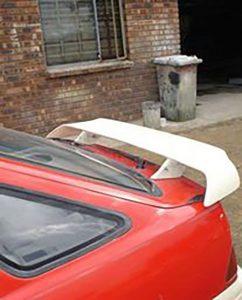 Ford Sierra Mustang style Boot Spoiler