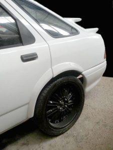Ford Sierra Rear Wheel Arches