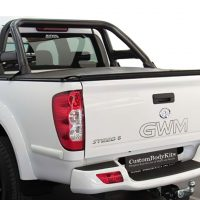 GWM Steed 5 2012 - 2020+ Double Cab Clip On Tonneau Cover