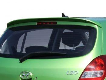 Hyundai i20 2009 Boot Spoiler