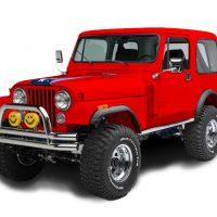 Jeep WRANGLER CJ-7 (1987-1996)