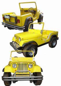 Jeep CJ5 Replica Kit