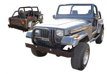 Jeep CJ7 Replica body kit