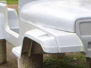 CJ-7 Front Right Fender
