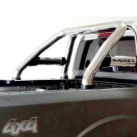 Nissan Navara D23 2017+ Sports Bar (Rollbar) Stainless Steel