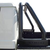 Toyota Landcruiser 2009 - 2020+ Rollbar - Single & Double Cab Pick Up - Powder Coated