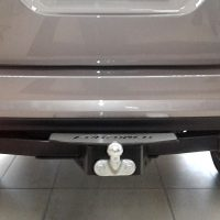 Toyota Fortuner 2016 - 2020+ Towbar - with step