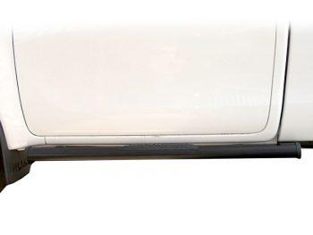 Toyota Hilux 2016 - 2020+ Side Steps (Mild Steel) Single Cab