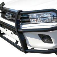 Toyota Hilux 2016 - 2020+ Full Face Bullbar (Mild Steel)