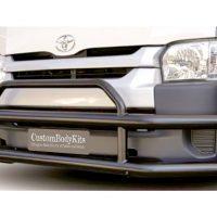 Toyota Quantum (Hi Ace) 2007 - 2019 Pre Facelift Bullbar Black