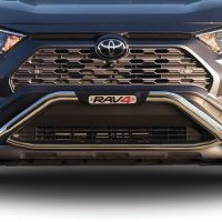 Toyota Rav4 2019+ Facelift Stainless Steel Nudge Bar
