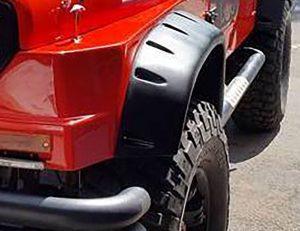 CJ-7 Wide Wheel Arch FL