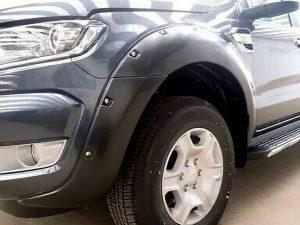 2020 Ford Ranger XLT Wheel Arches