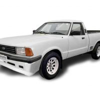 Ford Cortina Bakkie Front Bumper