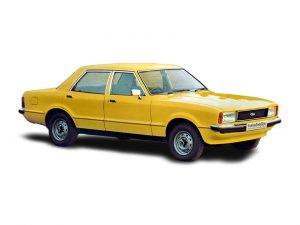Ford Cortina Sedan
