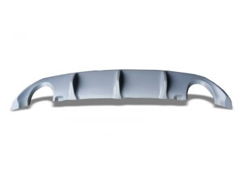 Ford Focus ST Rear Diffuser