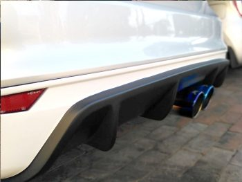 2014-2018 Ford Focus ST MKIII Rear Diffuser