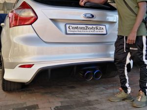 Ford Focus ST MKIII Rear Diffuser
