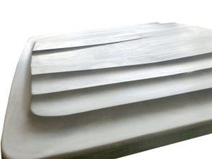 NP200 Fibreglass Load body Cover