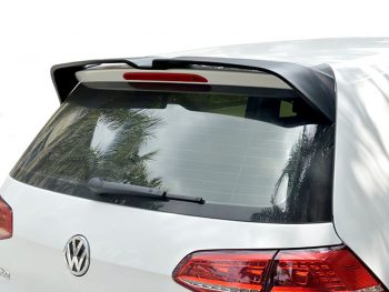 VW Golf MK7 Oettinger Roof Spoiler