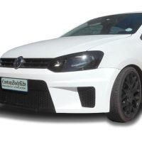 POLO 6 WRC Front Bumper