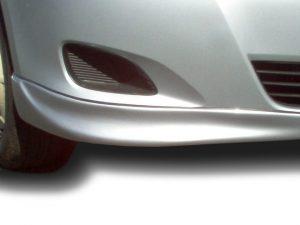 Yaris Sedan 09 Front Bumper Spoiler
