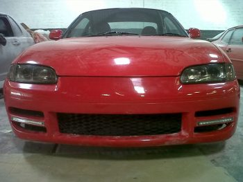 Mazda MX6 MPS Front Bumper