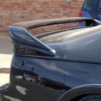 Nissan 300ZX Boot Spoiler Add-on