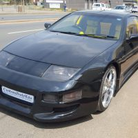 Nissan 300ZX Replacement Front Bumper