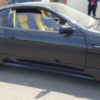 Nissan 300ZX Side Skirts