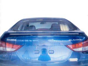 Hyundai Elantra 2010-2014 Boot Spoiler