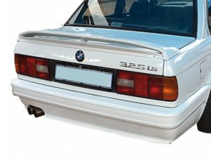 BMW E30 325IS Boot Spoiler