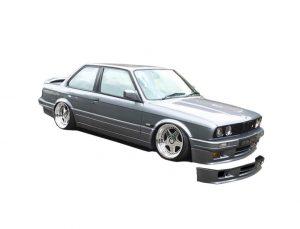 BMW E30 325is Front Bumper Spoiler
